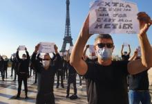 Photo of Manif au Trocadéro: les vacataires de la restauration craignent «des centaines de milliers de morts sociales»