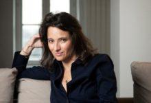 Photo of la romancière Nina Bouraoui nous raconte cette musique arabe qui ne l'a jamais vraiment quittée.